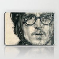 Secret Window Traditiona… Laptop & iPad Skin