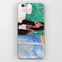 trisha iPhone & iPod Skin