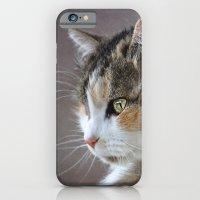 Cassie's Portrait iPhone 6 Slim Case