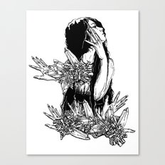 Aversion Canvas Print