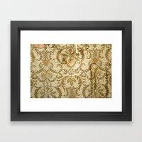 Wallpaper Framed Art Print