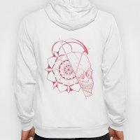 Mandala Skull Hoody