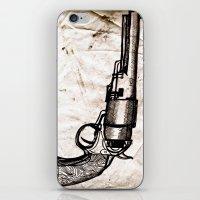 American Pistol II iPhone & iPod Skin