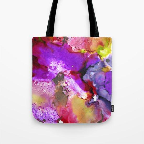 Color Splash 2 Tote Bag