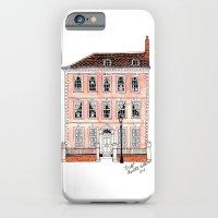 Queens Square Bristol by Charlotte Vallance iPhone 6 Slim Case
