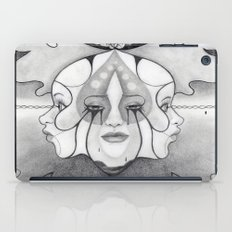 Perception Conception Expression iPad Case