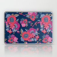 Janis Flower Laptop & iPad Skin