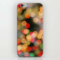 Fa la la, la la la, la la la. iPhone & iPod Skin