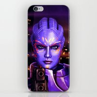 Mass Effect - For Love..… iPhone & iPod Skin