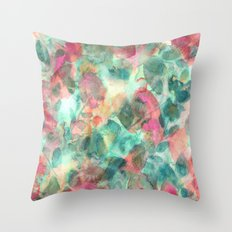 Temporal Throw Pillow
