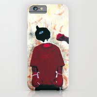 iPhone & iPod Case featuring Visions #01 by canefantasma