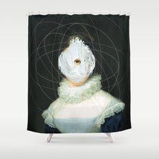 Another Portrait Disaster · G1 Shower Curtain