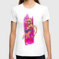sailor moon T-shirts featuring Sailor Moon by Peach Mork