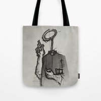 Trust With No Head And H… Tote Bag