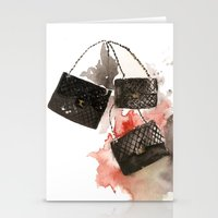It bag Stationery Cards
