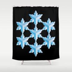 Glass House Shower Curtain