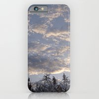 iPhone & iPod Case featuring Fall Sky by H.kanz