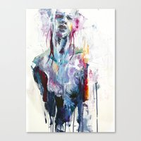 Nothing Is Enough Canvas Print
