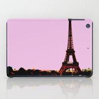 paris. iPad Case
