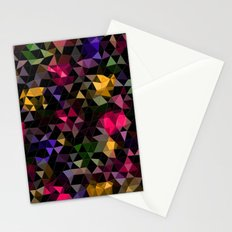 Shatter into color Stationery Cards