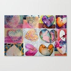 Heart Throb Canvas Print