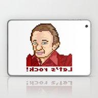 !kcor S'teL (Man From An… Laptop & iPad Skin