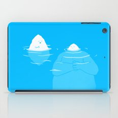 The Tip Of The Iceberg iPad Case