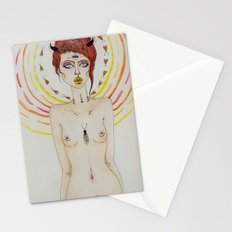 Succubus Stationery Cards