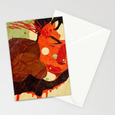 Raging Bull Stationery Cards