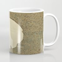 Write Your Treasures in the Sand... Mug