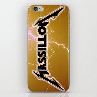 MASSILLON iPhone & iPod Skin