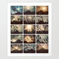 photography too 01 Art Print