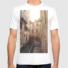 Venice Alley (Italy)--2010 White SMALL Mens Fitted Tee