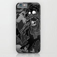 Deathly Bear iPhone 6 Slim Case