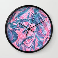 Ripple Wall Clock