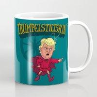 Trumpelstilskin Mug