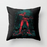 Hunter Throw Pillow