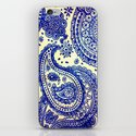 Paisley :) iPhone & iPod Skin