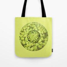 Green Beans Tote Bag