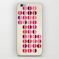 halfsies II iPhone & iPod Skin