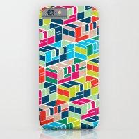 Chicken Bus - 2 iPhone 6 Slim Case