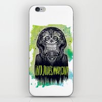 No Jodes Maricon iPhone & iPod Skin