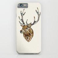 Deer // Animal Poker iPhone 6 Slim Case