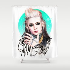 Artangel Shower Curtain