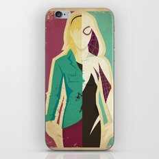 Spider Gwen iPhone & iPod Skin