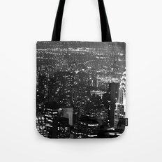 A Classic Dark Tote Bag