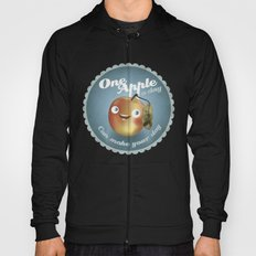One Apple A Day Hoody