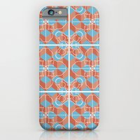 Qbic (Serie Mosaicos) iPhone 6 Slim Case