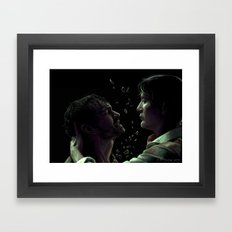 Divisi Framed Art Print