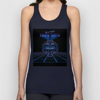 Tigertron  Unisex Tank Top